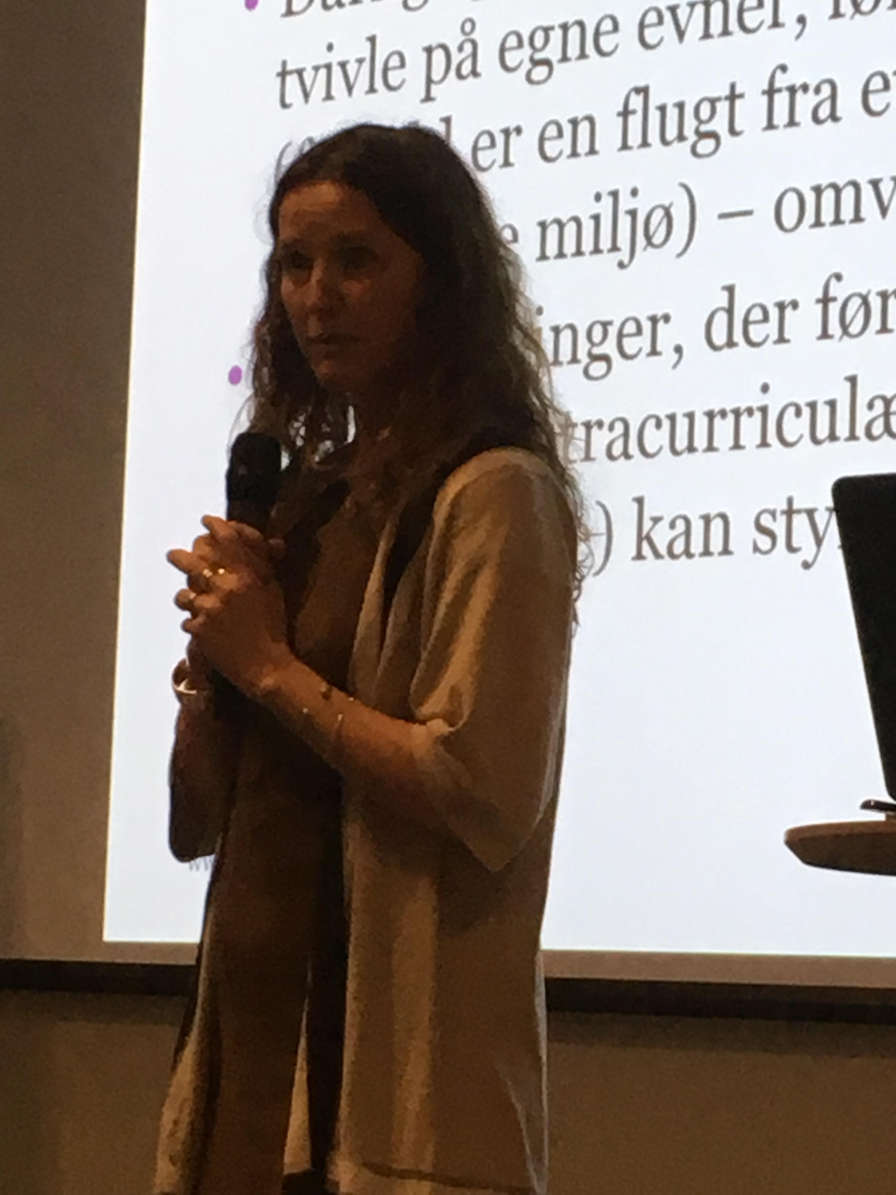 Lene Tanggaard 1